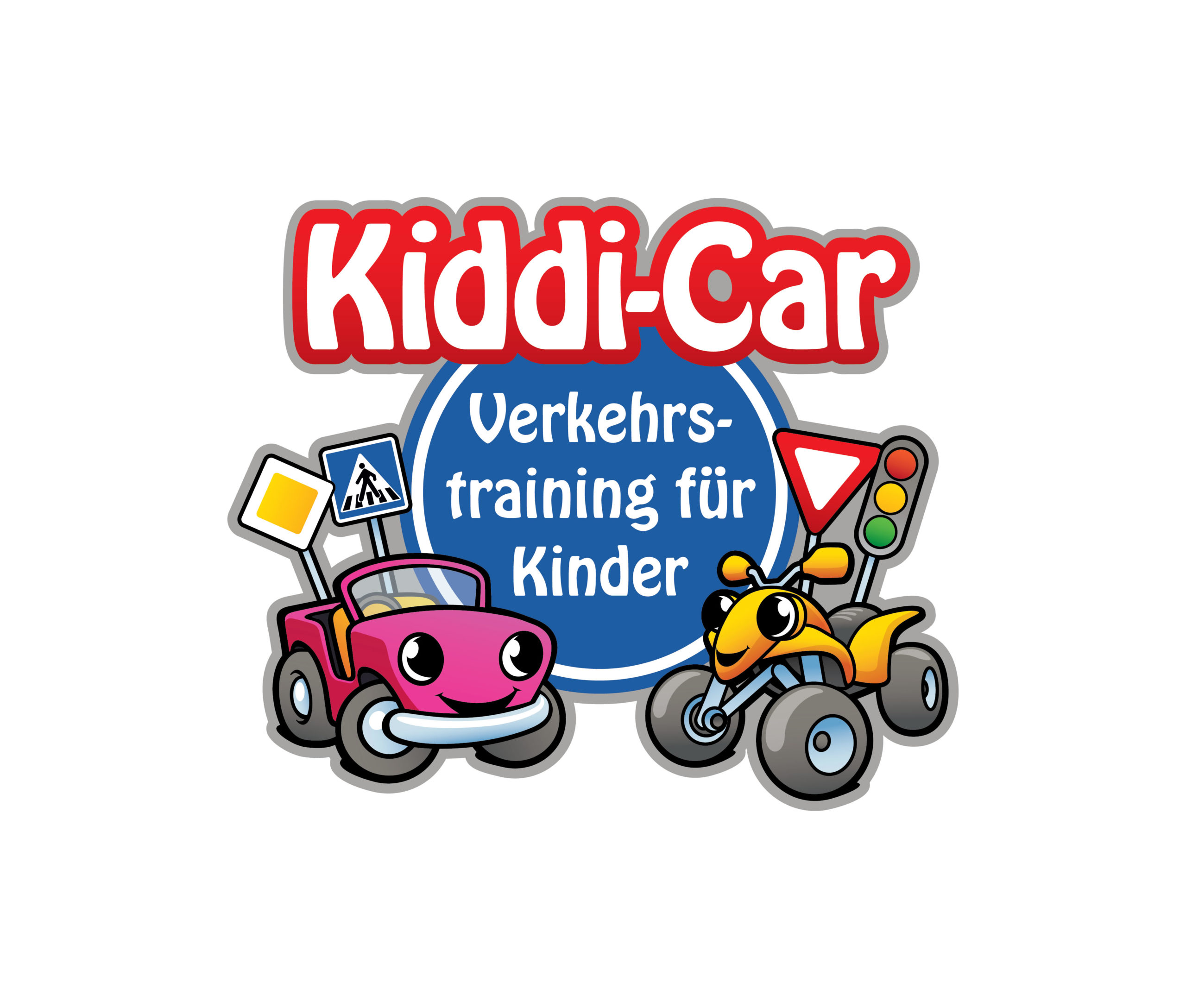 Kiddi-Car - Verkehrstraining für Kinder
