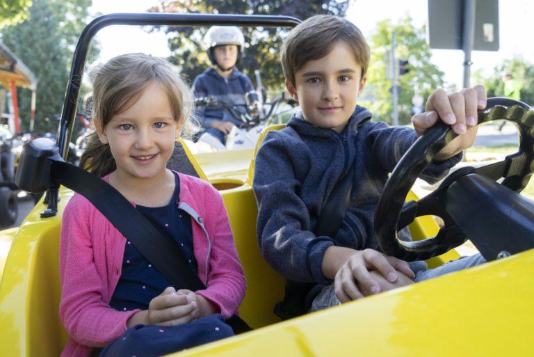 Kiddicar;FFB;Kinder;Verkehr