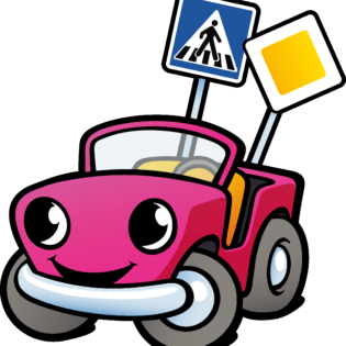 Kiddi-Car Logo Carly