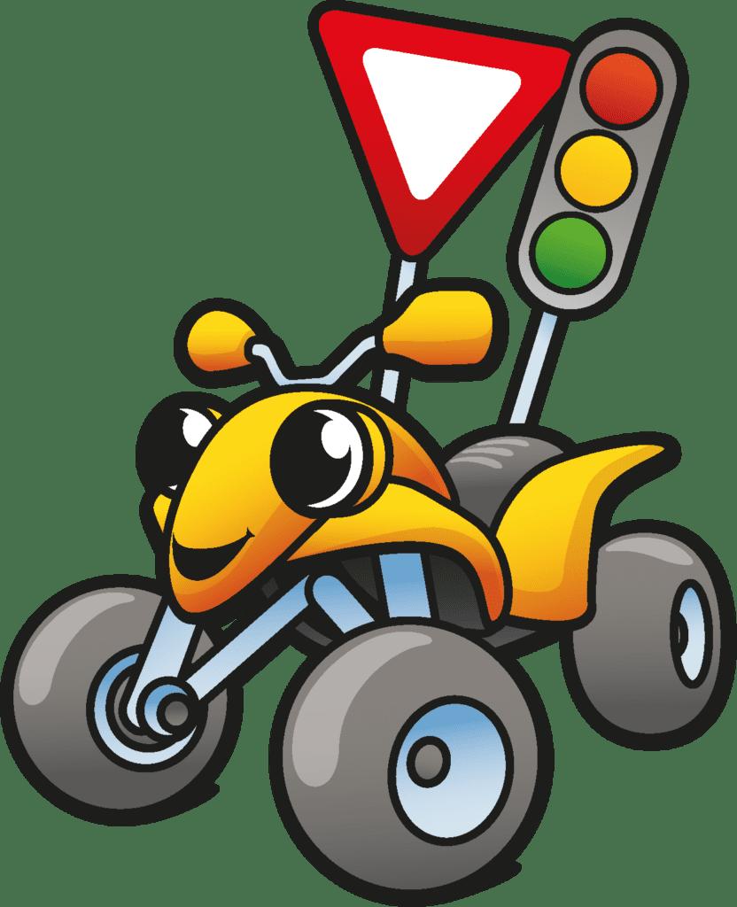 Kiddi-Car Logo Quadly