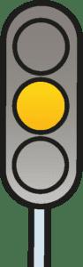 Kiddi-Car Quadfahren ampel gelb