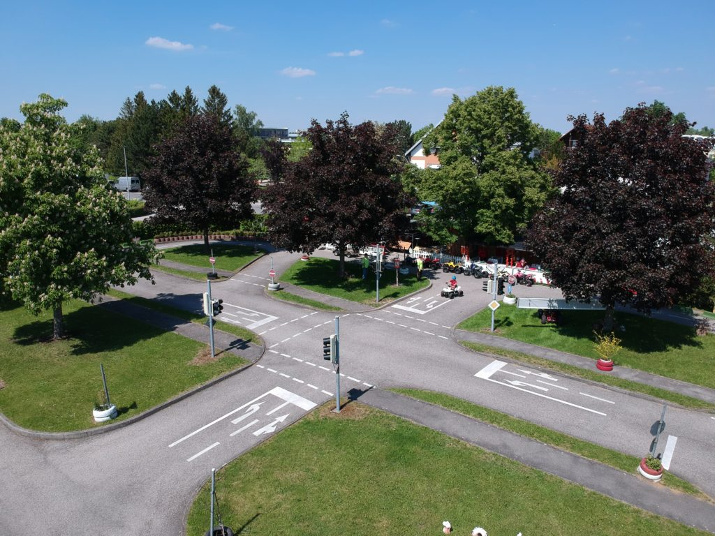 Kiddi-Car Verkehrsübungsplatz für Kinder in Fürstenfeldbruck