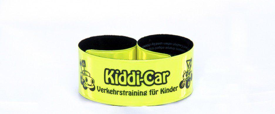 Kiddi-Car Quadfahren Snap Relektor Armband